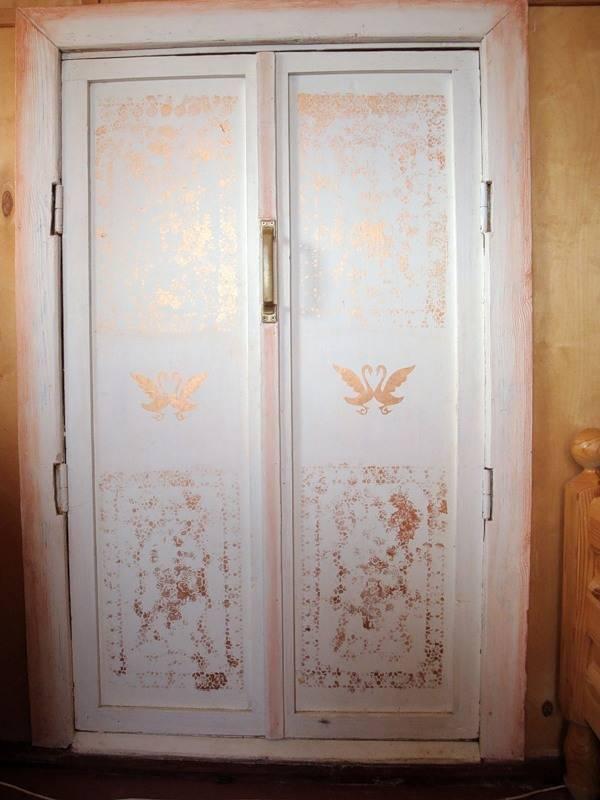 Как обновить межкомнатную дверь своими руками: пошагово, фото, видео