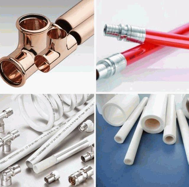 Полипропиленовые трубы для отопления - как правильно выбрать. жми!