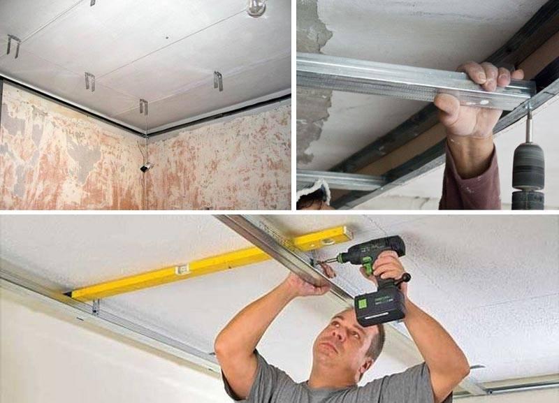 Как крепить пластиковые панели к потолку: характеристика и расчет материалов, монтаж