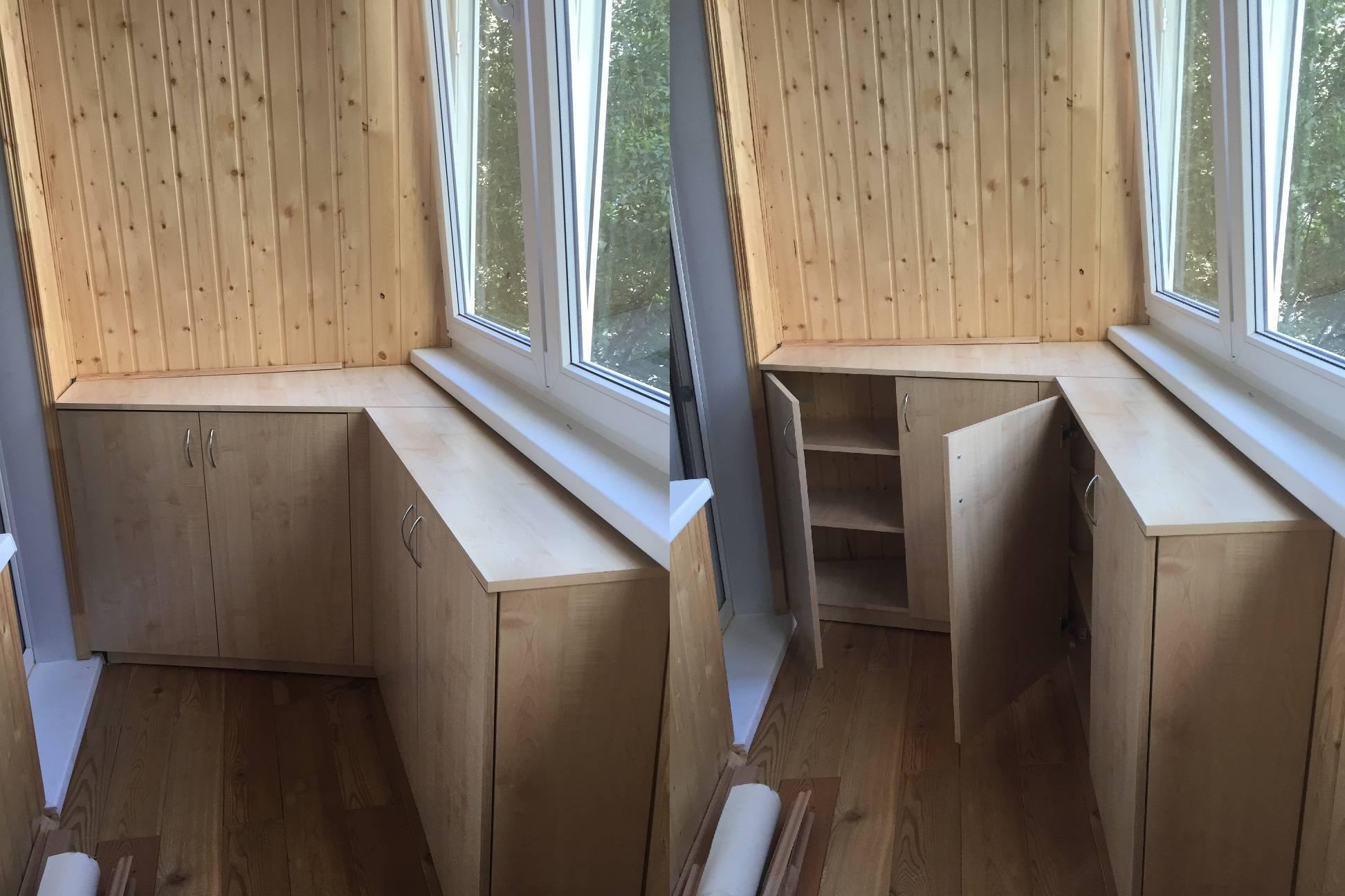 На балкон шкаф (92 фото): купе на лоджию, угловой и с рольставнями, пластиковый и из вагонки, своими руками и готовый для хранения вещей
