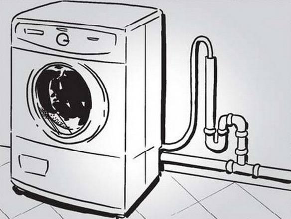 Подключение стиральной машины к водопроводу — способы, как подключить своими руками