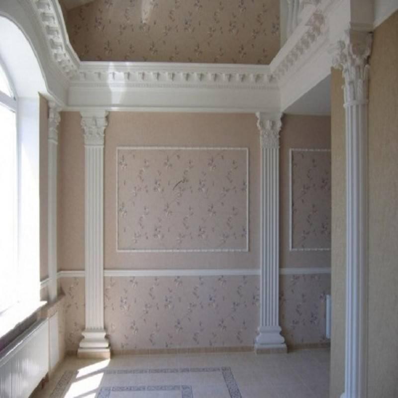 Реставрация лепнины на потолке своими руками. особенности реставрации гипсовой лепнины