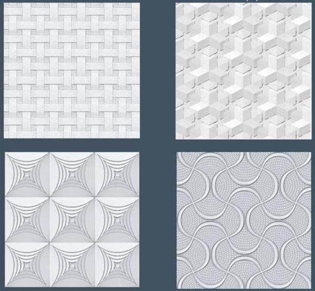Виды потолочной плитки: какая лучше и как выбрать - советы от настоящих мастеров, фото и видео