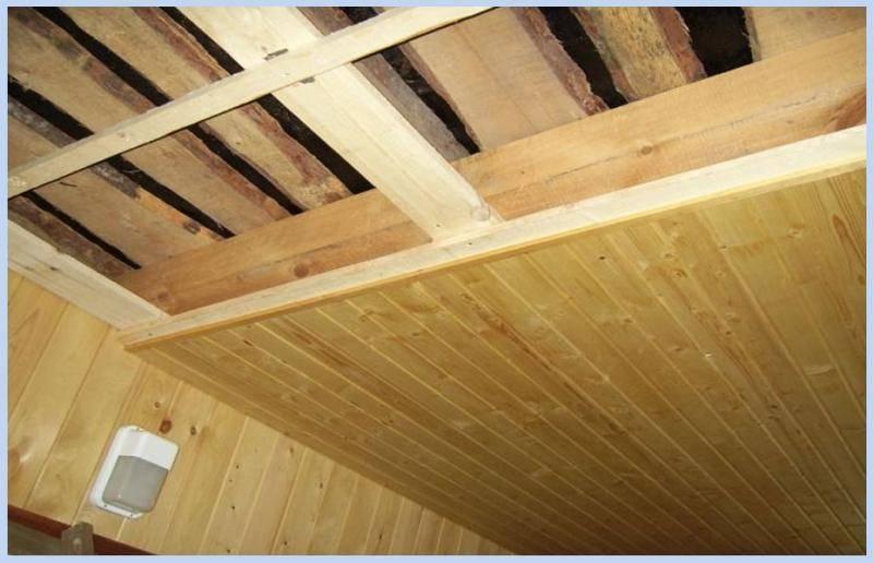 Усиление деревянных балок перекрытия своими руками: основные способы и методика