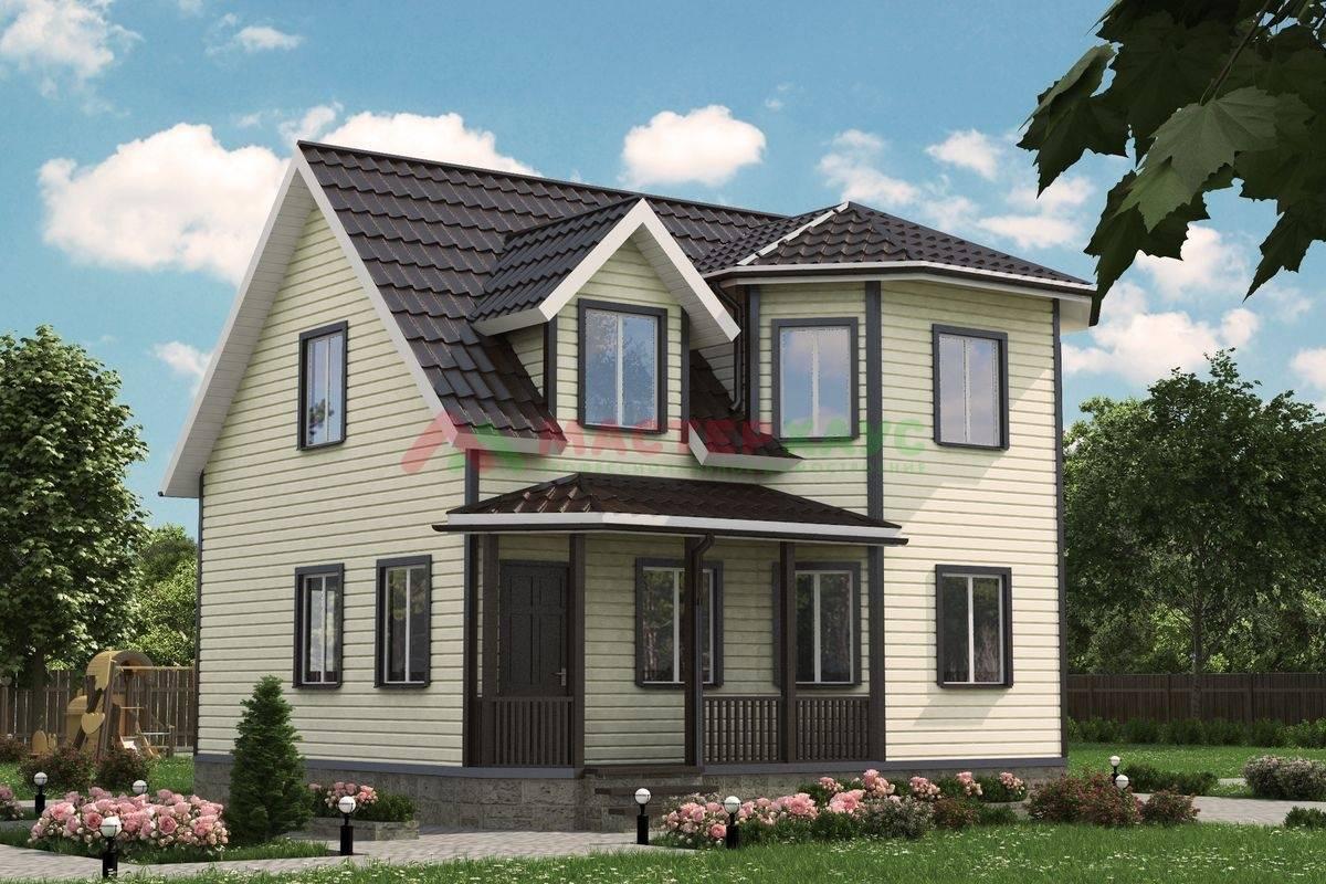Дом с эркером: лучшие проекты, особенности планировки и правила постройки (115 фото и видео)