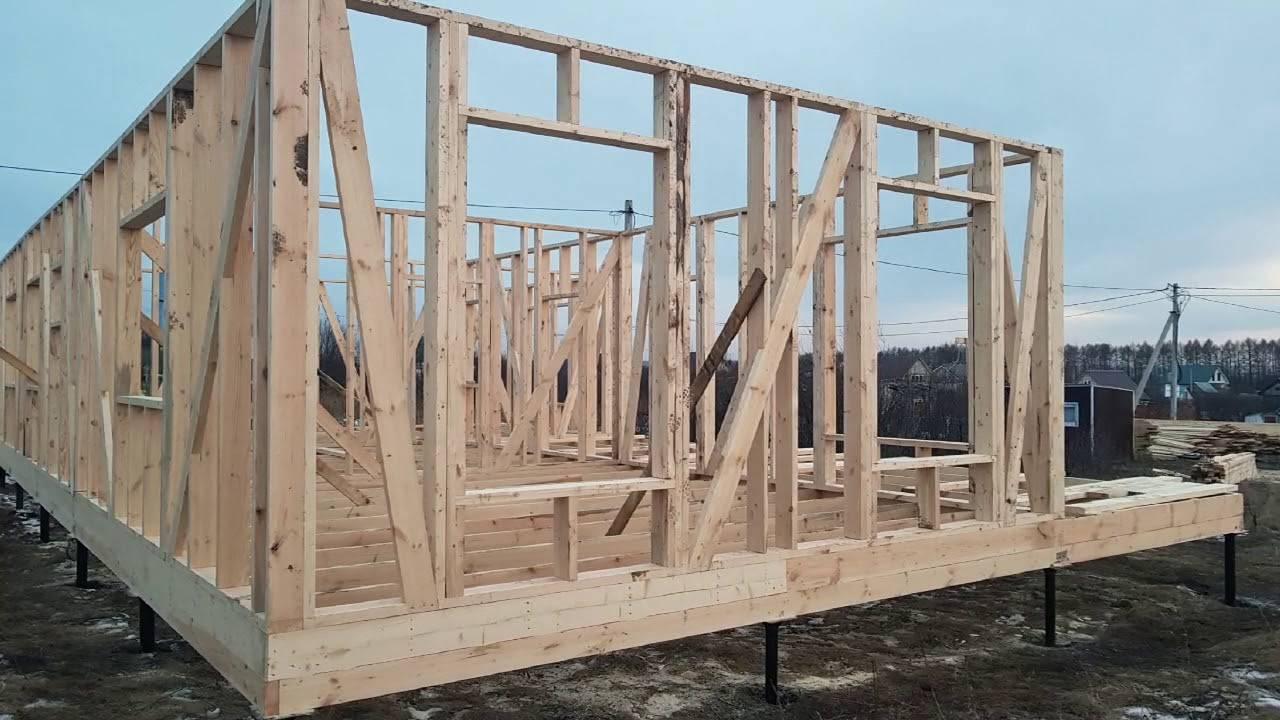 Скандинавская технология строительства каркасного дома: описание, порядок выполнения работ  — ruud