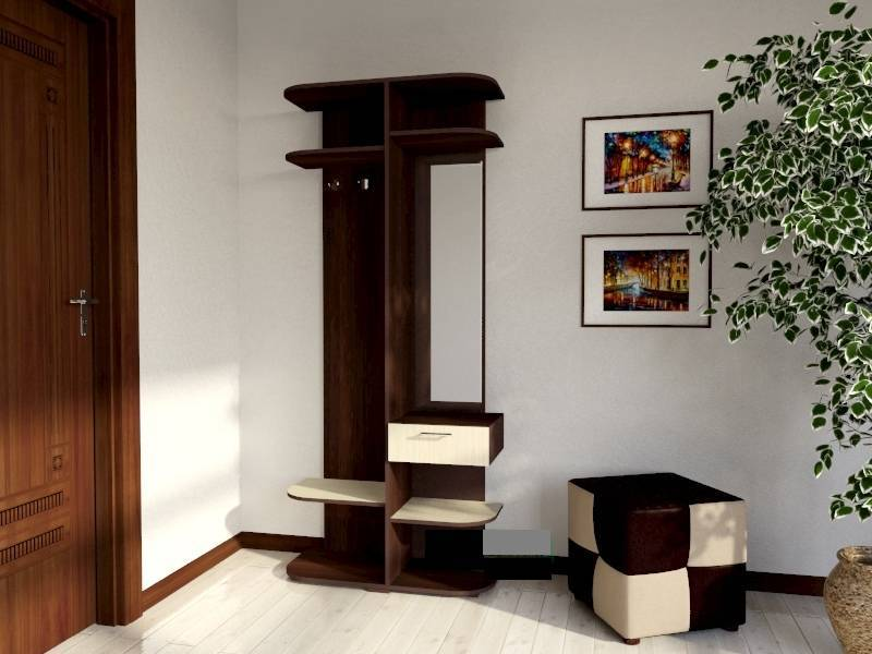 Прихожие в маленький коридор: выбор мебели и варианты ее расстановки