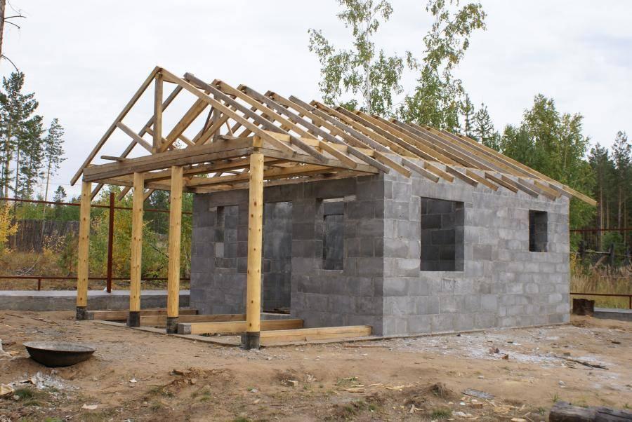 Дома из полистиролбетона: особенности материала и строительства, плюсы и минусы на сайте недвио