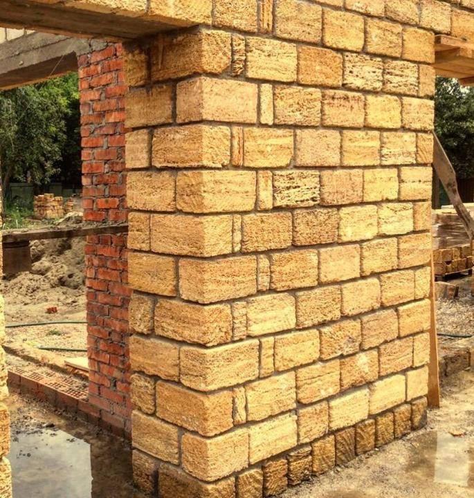 Ракушечник для строительства дома - статья - журнал