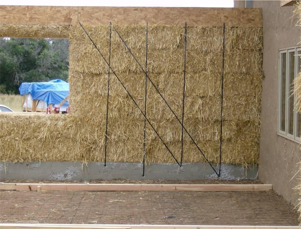 Преимущества и недостатки строительства дома из соломы