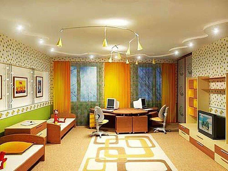 Какой должен быть дизайн детской комнаты для мальчика - возрастные особенности