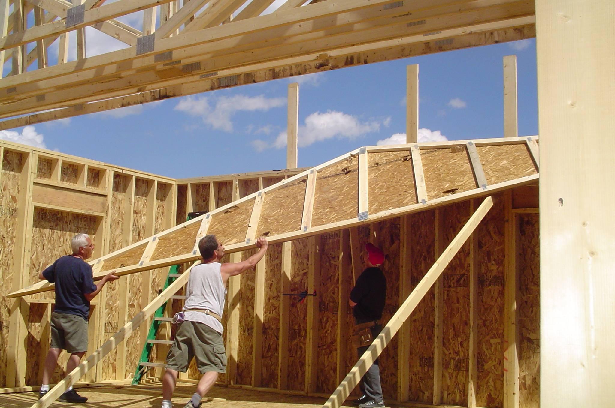 Строительство коттеджей и загородных домов под ключ