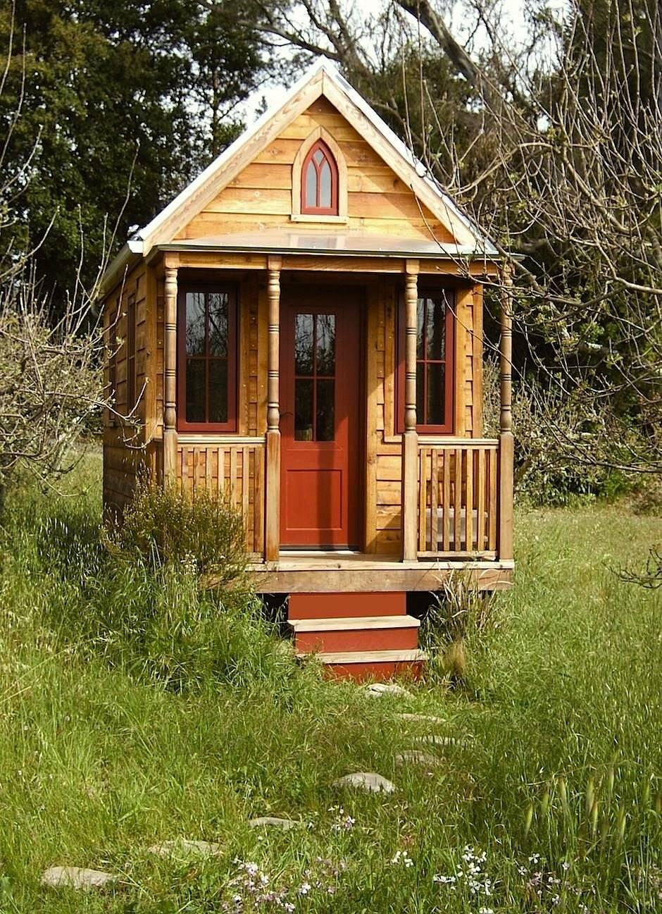 Проекты и строительство маленьких домов