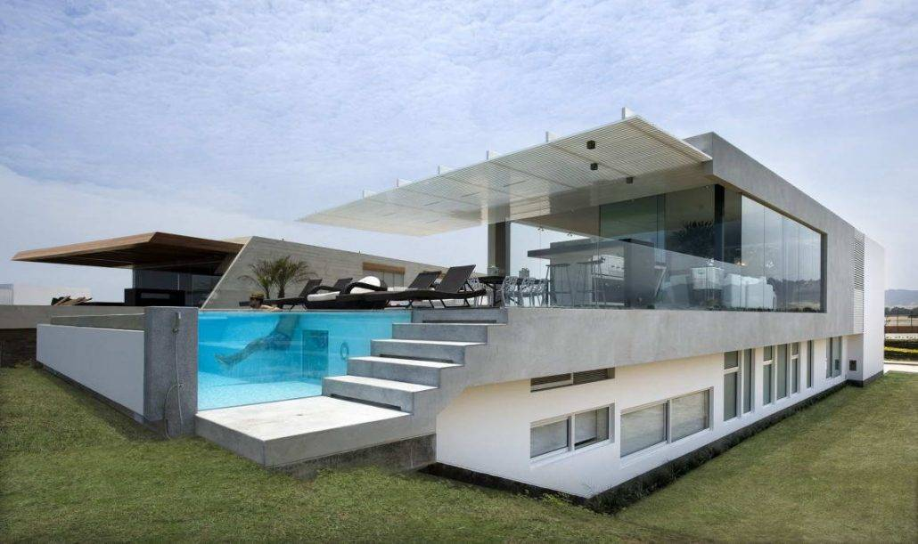 Как построить красивый дом: фото и стили архитектуры
