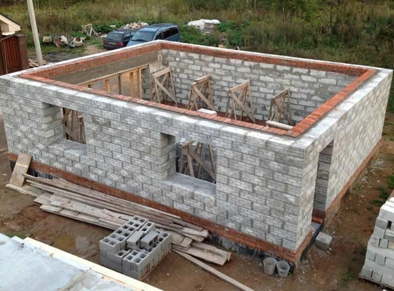 Строительство дома: с чего начать поэтапно