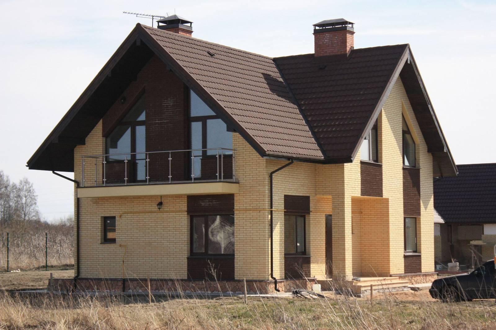 Как построить кирпичный дом: пошаговая инструкция от начала и до конца