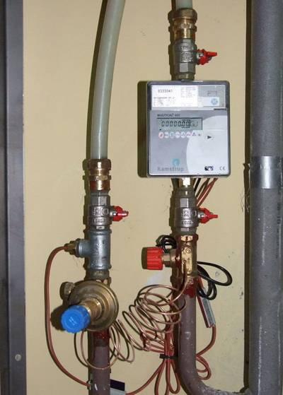 Теплосчётчики на отопление в многоквартирном доме: принцип работы, как работает тепловой счетчик квартиры, чем регулировать прибор