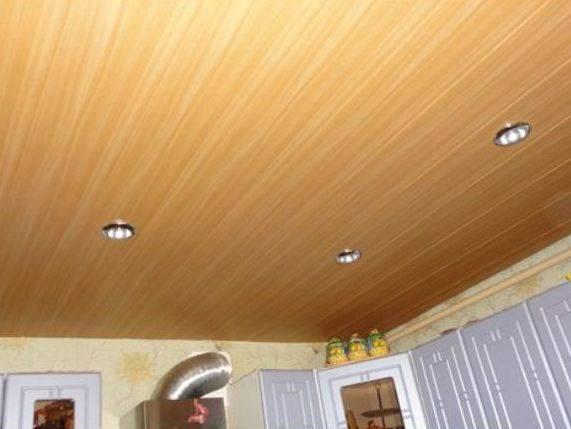 Монтаж мдф панелей на потолок и стены своими руками