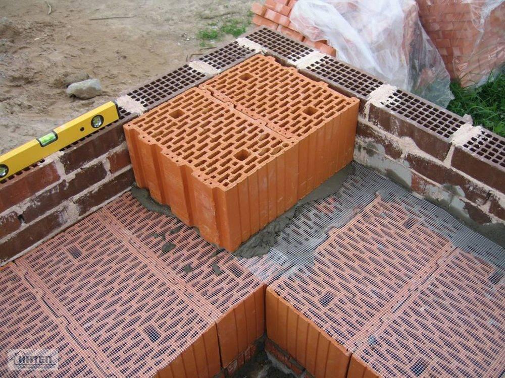 Всё что нужно знать о керамических блоках