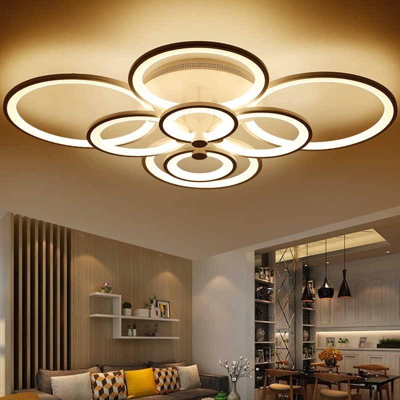 Как выбрать светодиодную люстру — полезные советы по выбору и правила размещения потолочной конструкции (125 фото)