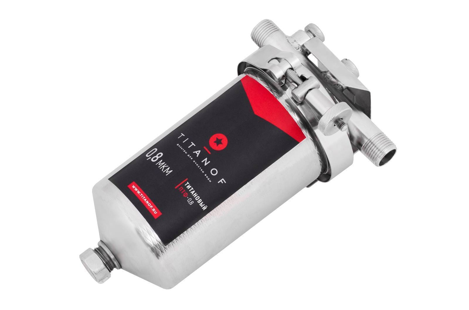 Титановый фильтр титанов (titanof) - отзывы покупателей и экспертов