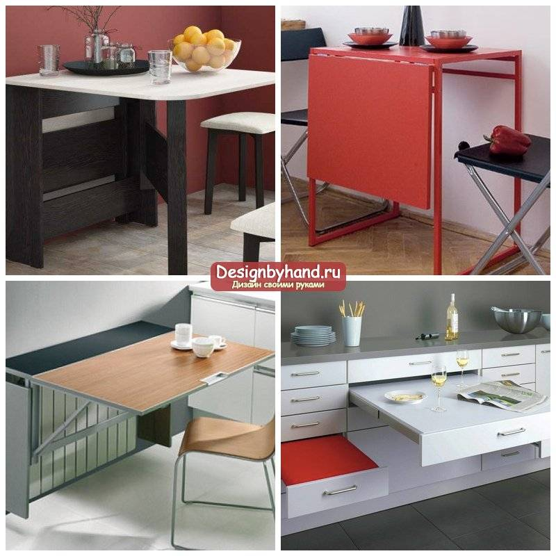 В поисках стола для маленькой кухни: полезные советы и идеи дизайнеров