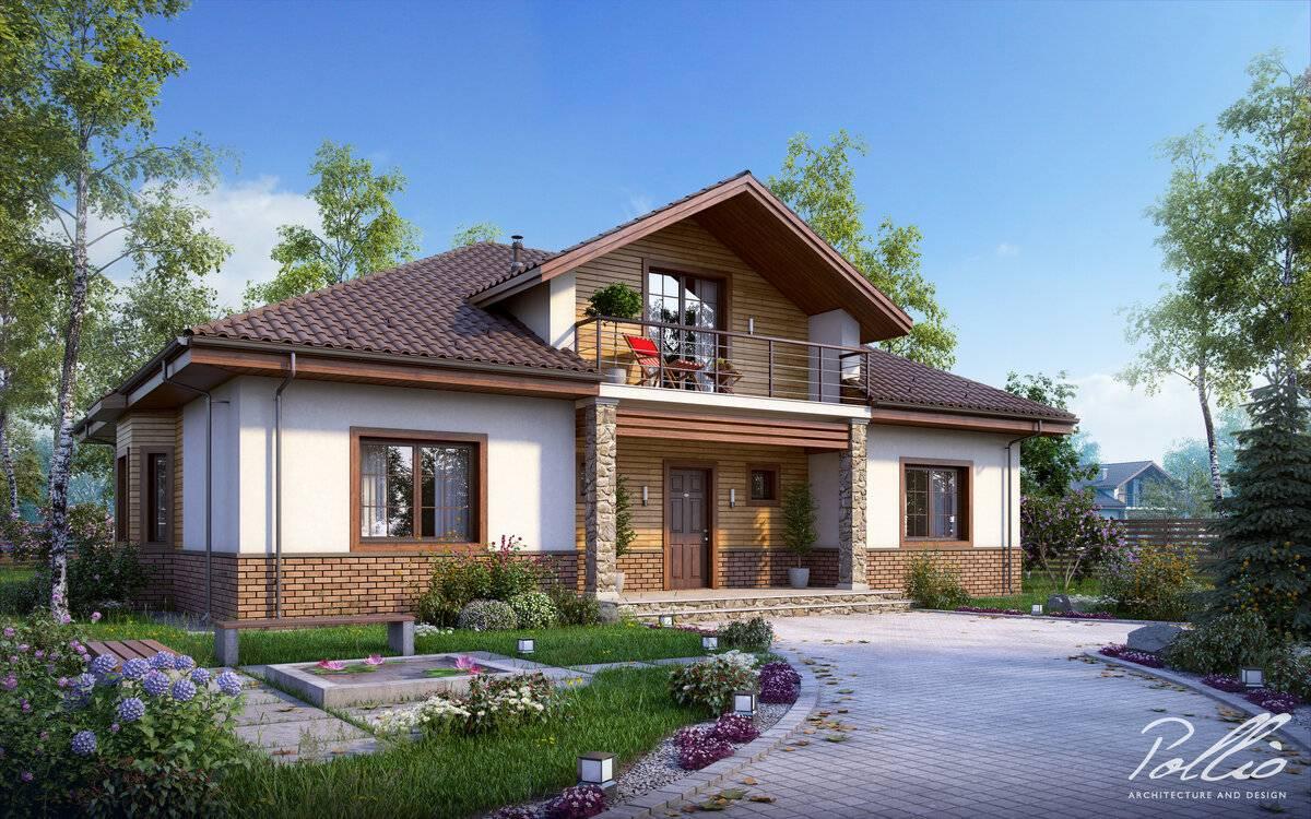 Готовые проекты частных домов и коттеджей в москве