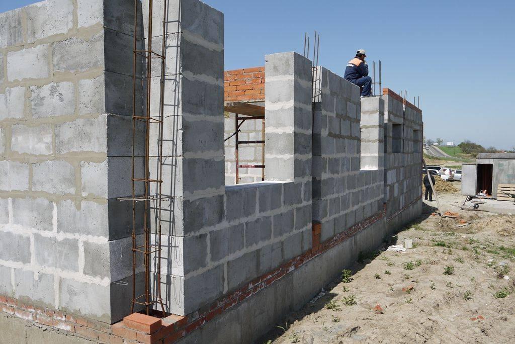 Что нам стоит дом из полистиролбетона построить?