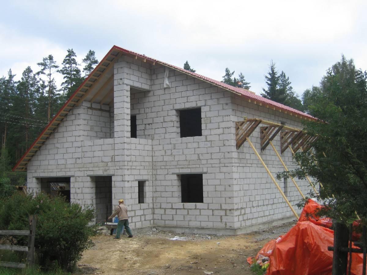 Дома из пеноблоков — отзывы владельцев домов