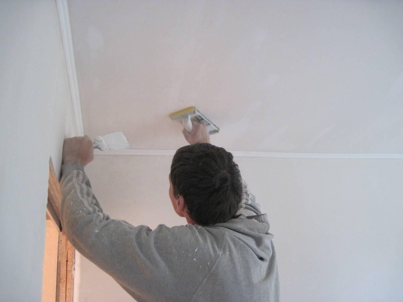 Как выровнять стены и потолки в квартире своими руками