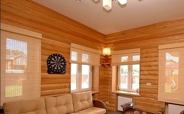 Отделка блок хаусом внутри дома своими руками: фото, инструкция отделка блок хаусом внутри дома своими руками: фото, инструкция