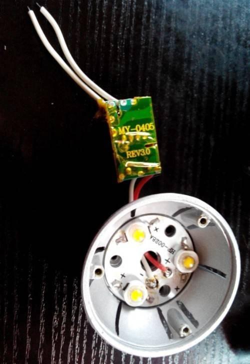 Ремонт светодиодных ламп своими руками — легко, просто и надежно