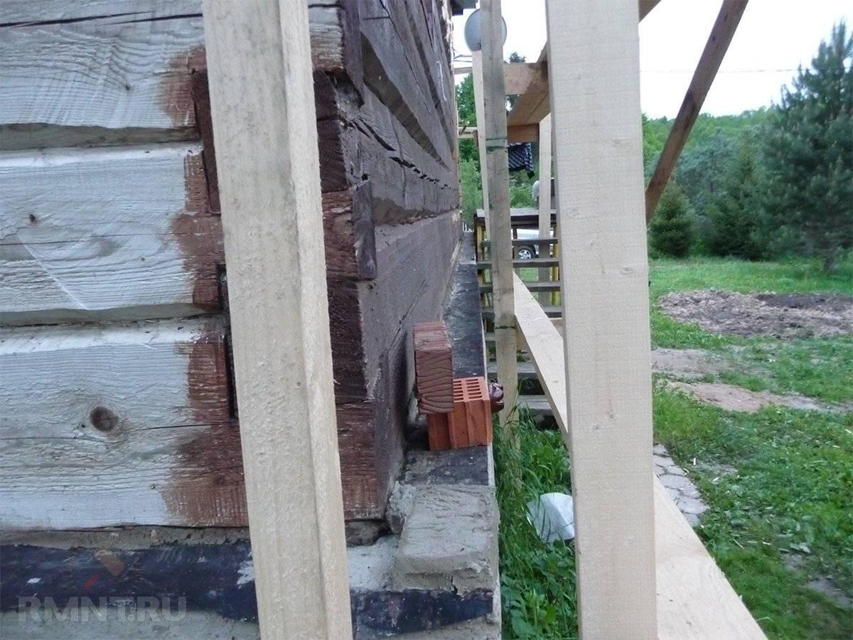 Как обложить сруб кирпичом: технология облицовки деревянного дома