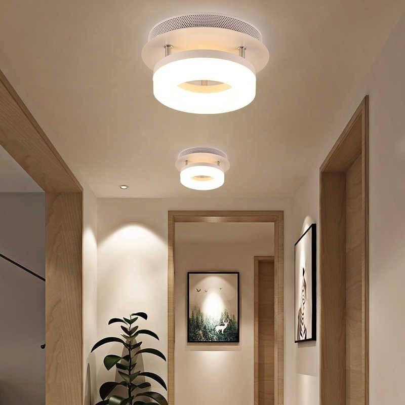 Светильники для прихожей и коридора: безграничная красота и 5 идей для освещения