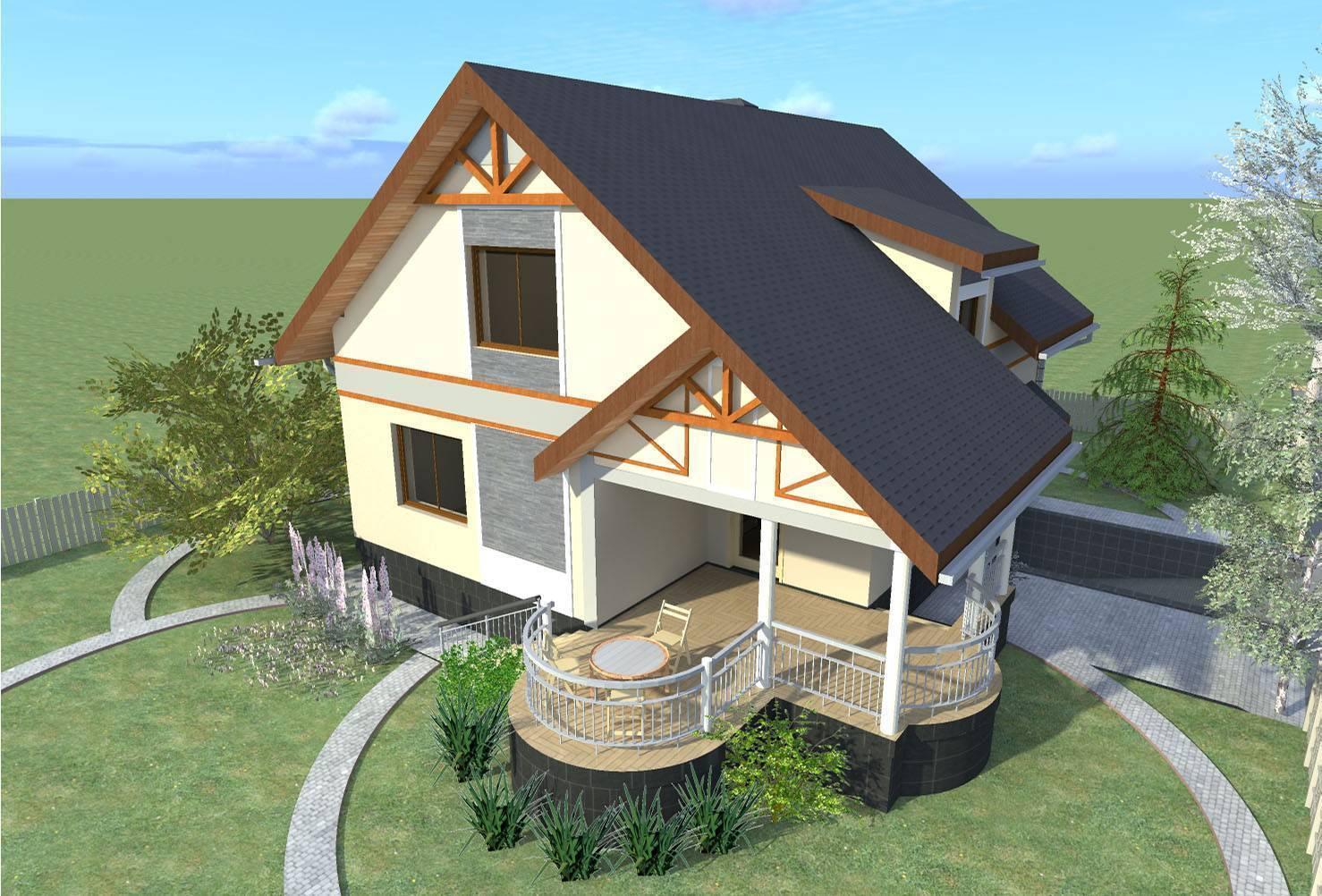 Каркасные дома для постоянного проживания: особенности и преимущества технологии, этапы строительства, проекты и цены