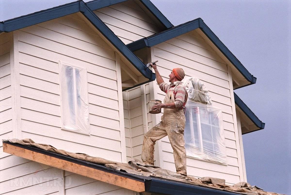 Чем покрасить деревянный дом снаружи: какая краска для наружных работ лучше, отзывы, как выбрать и прочее