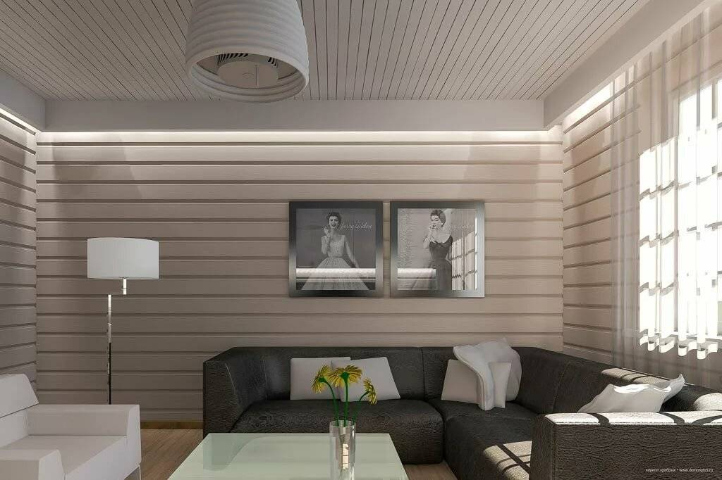 Краска для деревянных потолков: 6 типов покрытия и лучший вариант