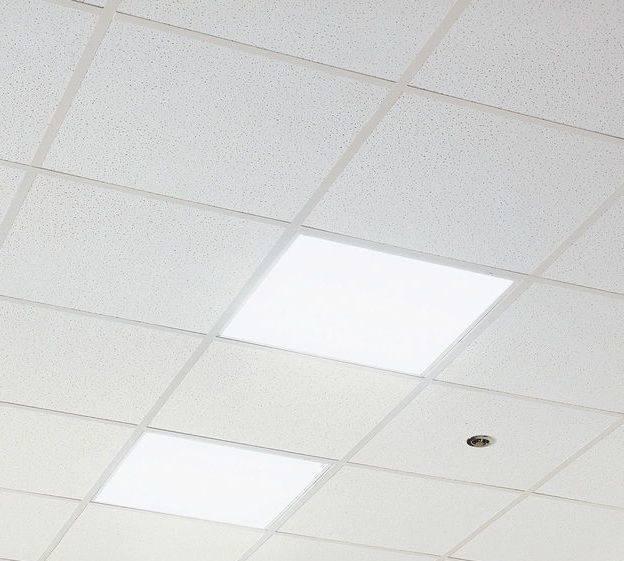 Размеры плитки потолка армстронг - особенности расчета плитки для потолка