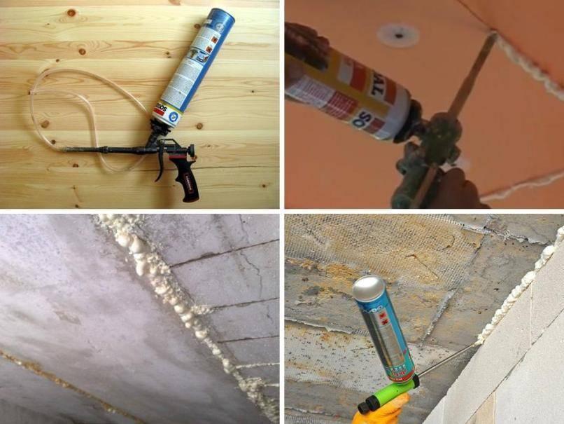 Как заделать дыру в потолке – советы строителя – свой дом мечты