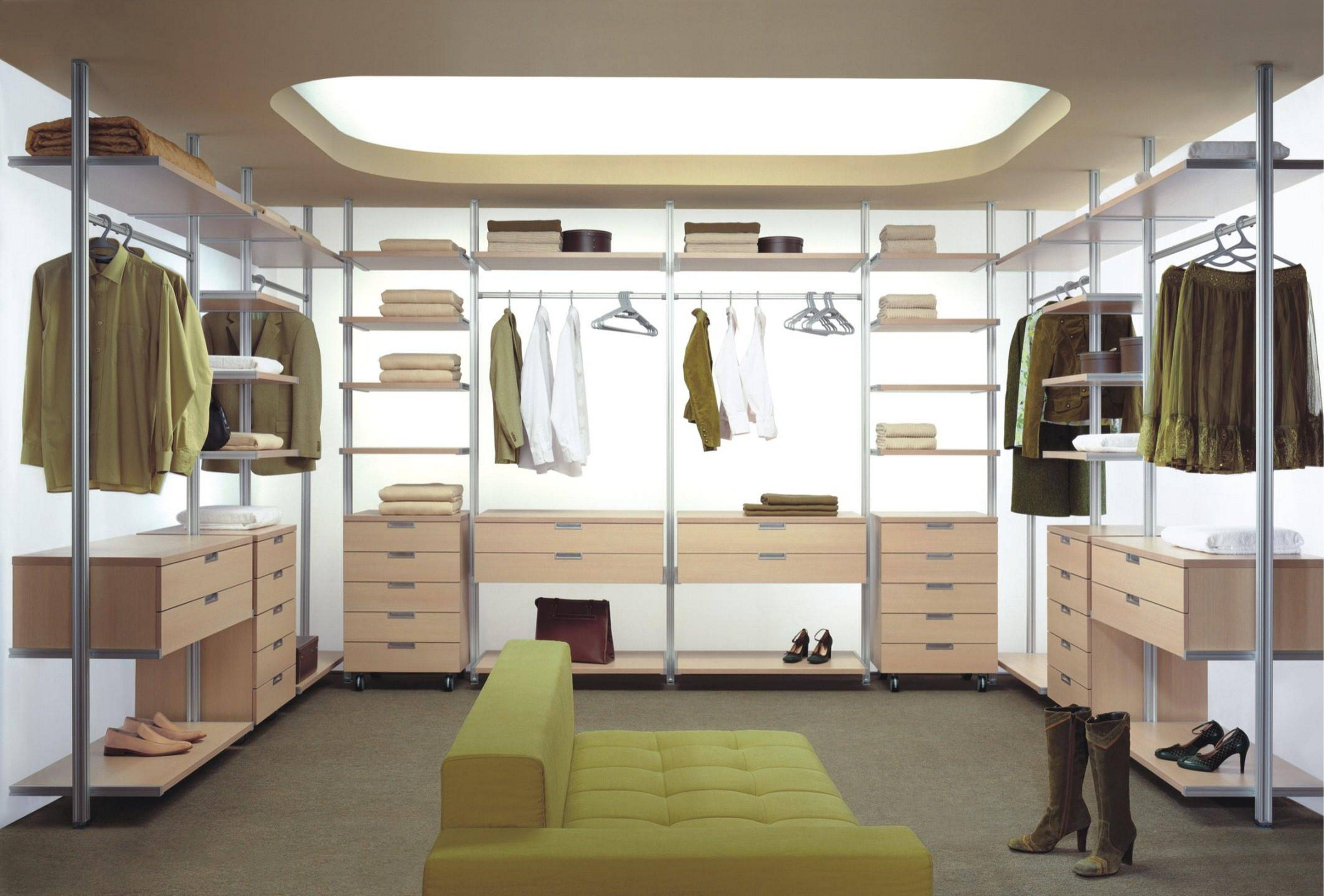 Важность присутствия вентиляции в гардеробной