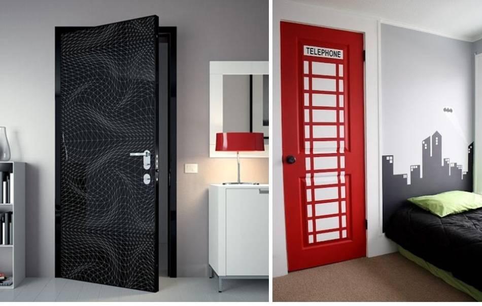 Реставрация дверей своими руками: варианты, идеи, в домашних условиях | ремонтсами! | информационный портал