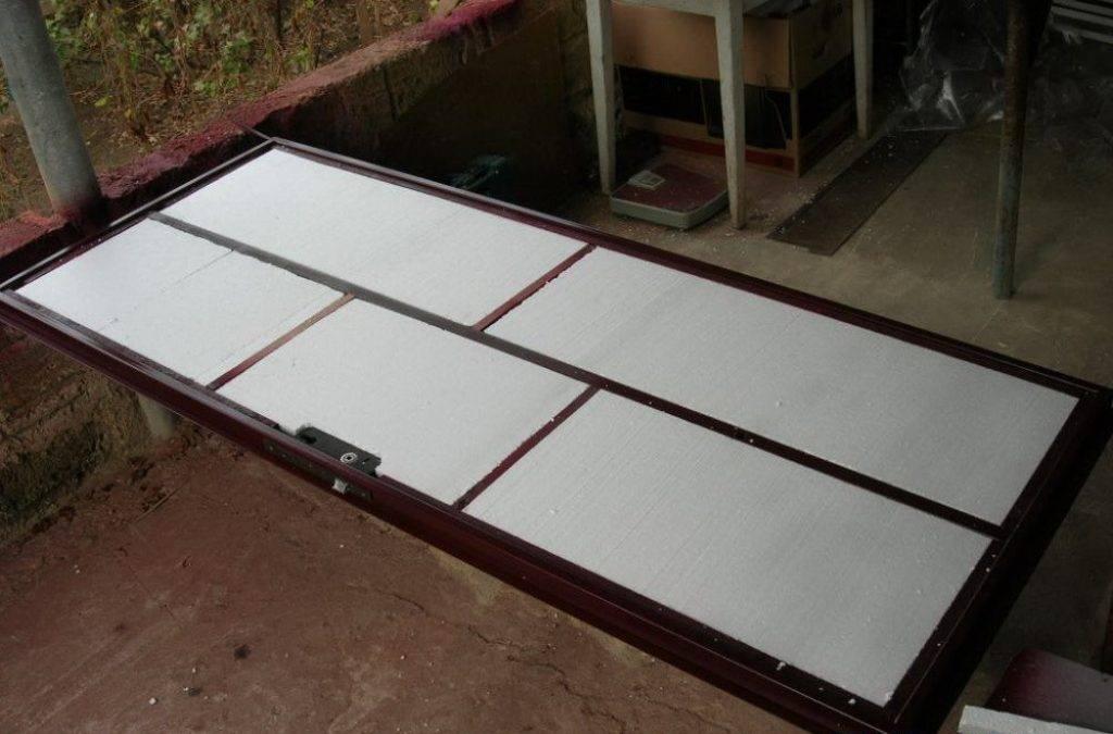 Монтаж входной металлической двери своими руками: инструкция