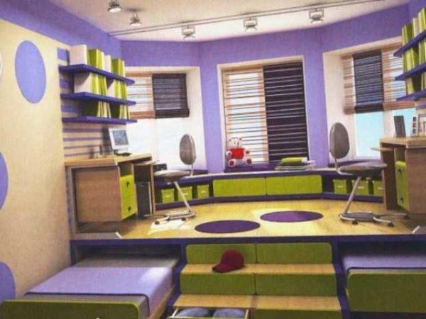 Дизайн детской своими руками: стены, мебель, оформление