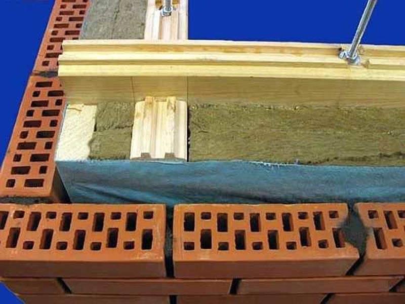 Деревянный дом обложенный кирпичом - лучшие фасады частных домов