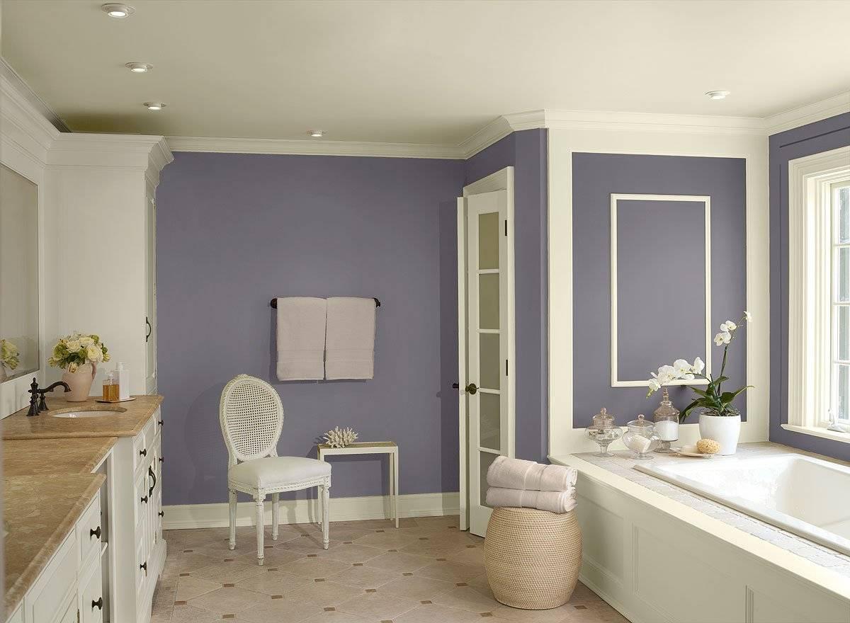 Особенности покраски потолка на кухне