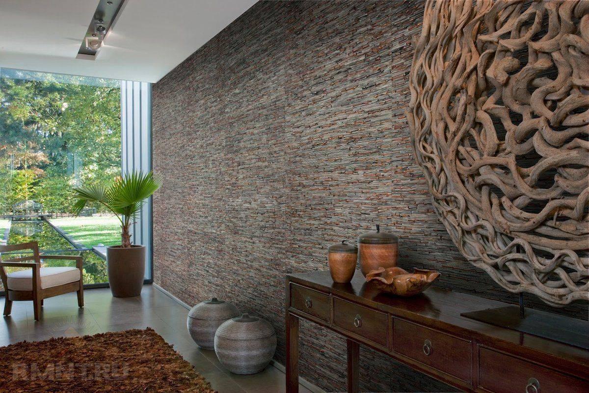 Декоративные деревянные панели для внутренней и внешней отделки стен