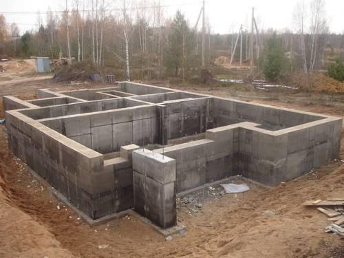 Заливаем бетонный погреб своими руками