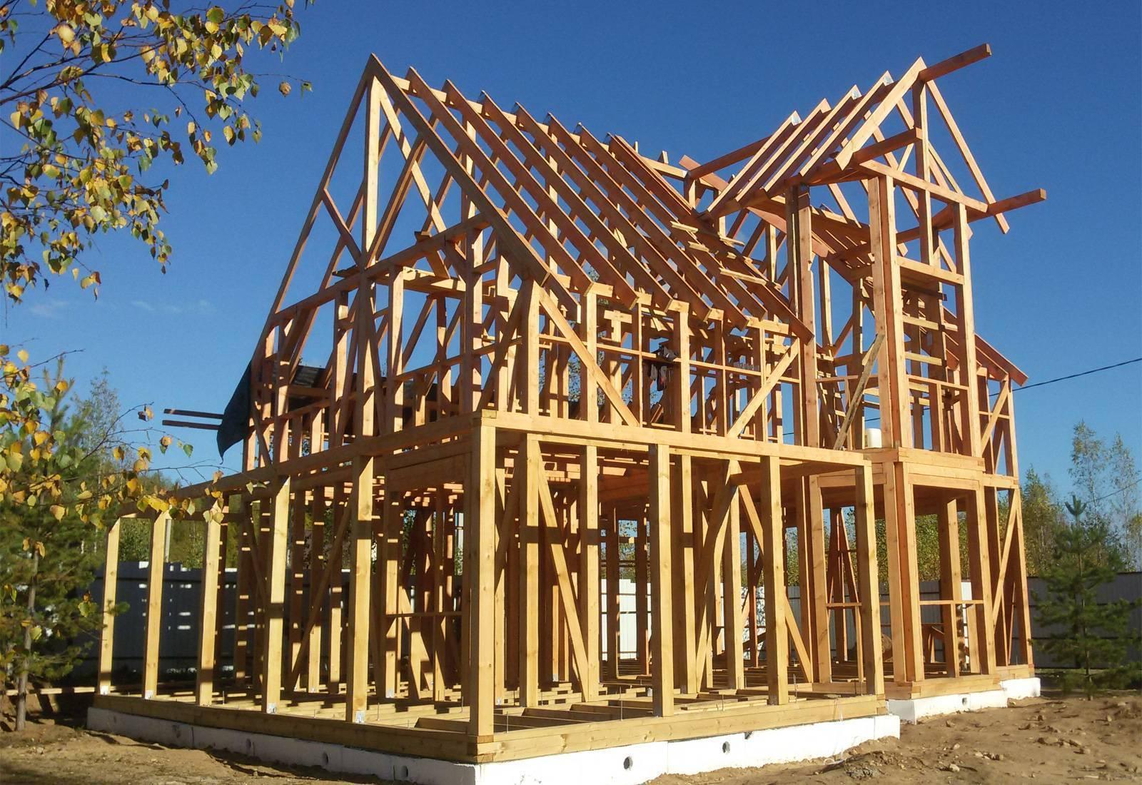 С чего и как начать строительство частного дома