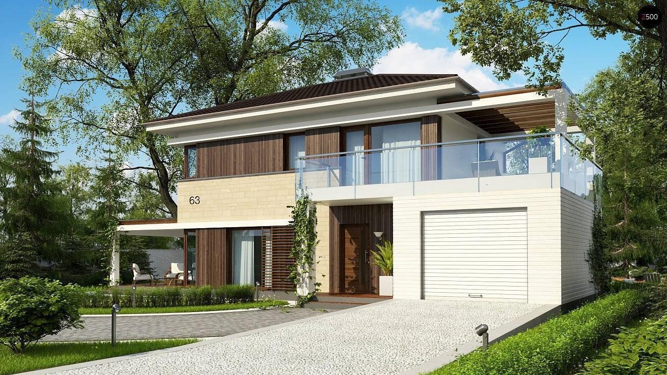 Проекты домов и коттеджей бесплатно: чертежи и фото