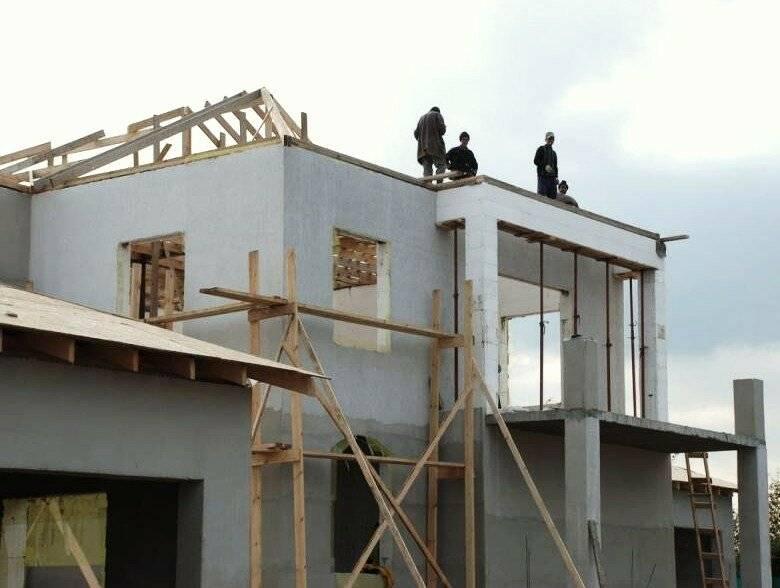Каркасно-монолитная технология строительства, плюсы и минусы. этапы возведения зданий